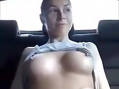 Fucked in the car wife