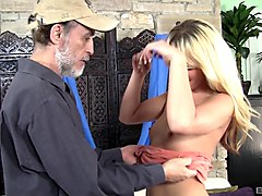 Blonde, Game, Lovely missy stone plays dirty games with her