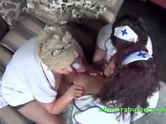 Hd, Party, Nurse, Solo squirt hd