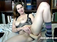 Dildo, Japanese fuck with her father