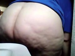 Ass, Fat, Compilation slow motion cumshot jerk