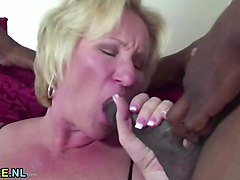 Black, Mature squirt vc big black