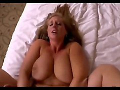 Anal, Blonde, Jeans, Old milf in jeans