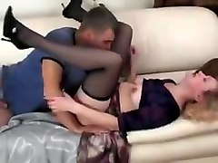 Russian, Russian mom and son anal
