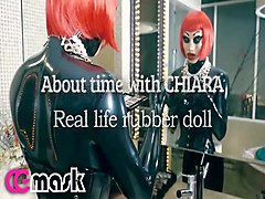 Rubber, Doll, Rubbering