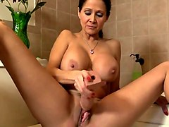 Moms have anal sex with her sons