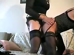 Amateur, Stockings, Shemale, Interracial anal mature stockings