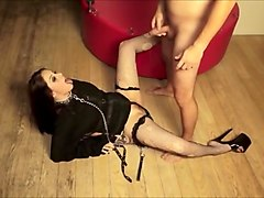 Deepthroat, Slave, Fisting, Slave cunt fisted abused