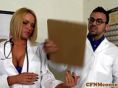 Doctor, Cfnm, Orgy, Cfnm party compilation