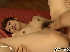American woman and japanese man sex