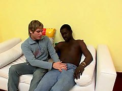 Ebony, Couple, Ebony babes white guy