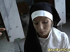 Nun, Ass, Toys, Rough police
