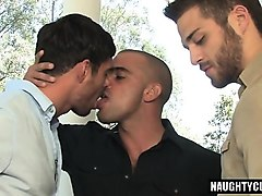 Anal, Hairy, Cumshot, Hairy gay men solo