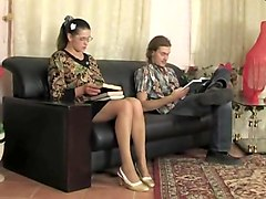 Ass, Russian, Searctwo mature babes gangbanged by young menh