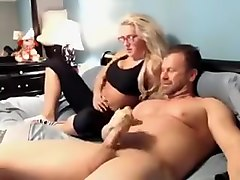Amateur, Blonde, Babe, Blonde babes fuck and suck for a cumshot