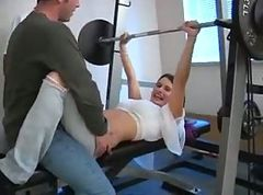 Gym, Flashing at gym