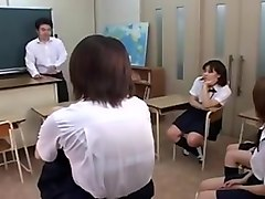 School girl creampie