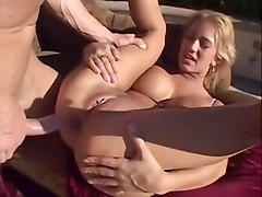 Anal, Holli woods outdoor anal