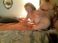 Mature blackmails mother and son