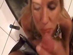 Teen, Ass, She begs to eat his cum
