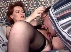 Mature insertion anal