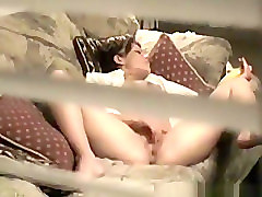 Milf, Tied, Wife hidden masturbating