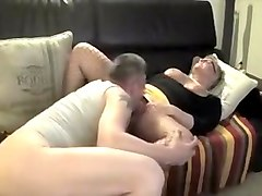 Couple, Blonde webcam couple