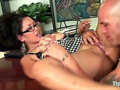 Rough, Office, Tory lane likes it rough