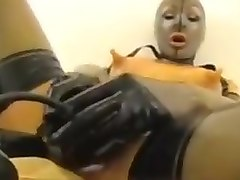 Latex, Doll, Using rubber doll