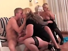 Group, Double anal group sex