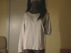 African, Prostitute, Black african mendoing sex with 20yrs girl