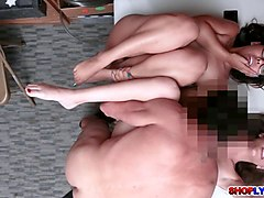 Teen, Teen latina cream pie