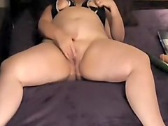 Mature solo pussy