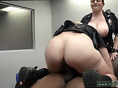 Blonde, Police, Ass, Mature ass fucked for behindfucking jewish woman