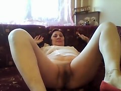 Hairy, Milf hairy solo