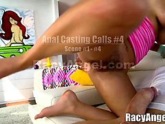 Anal, Casting, Ass, Dirty anal ass to mouth