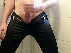 Fully clothed yet explosive orgasm compilation
