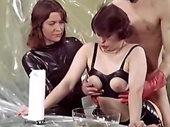 Rubber, Orgy, Latex rubber dolls