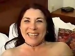 Wife, Creampie, White wife tries bbc