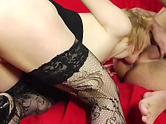Hairy, Ass, Hooker, Daughter eats mom hairy pussy