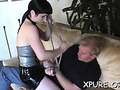 Babe, Tied, Mistress smother
