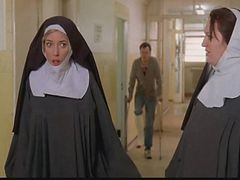Nun, Police, Strip, Hot nuns