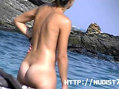 Nudist, Beach, Brianna beach