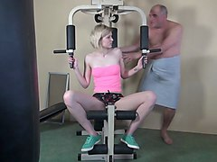 Doll, Gym, Live rubber doll
