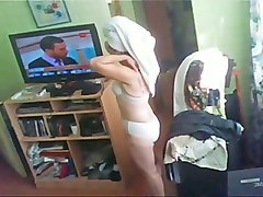 Hidden, Aunt, Indian mature maid hidden camera