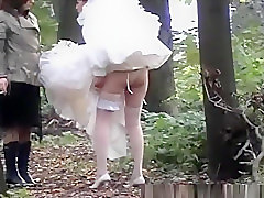 Hidden, Wedding, Indian fingering outdoor hidden
