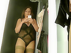 Spy, Indian hidden cam indian dress change