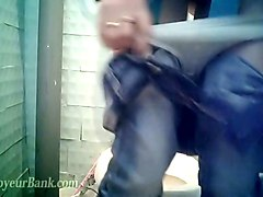 Jeans, Briana piss