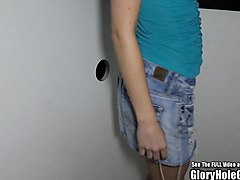 Teen, Gloryhole, Glory hole swallow