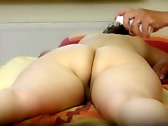 Wife, Massage, Ass, Blonde amateur wife anal